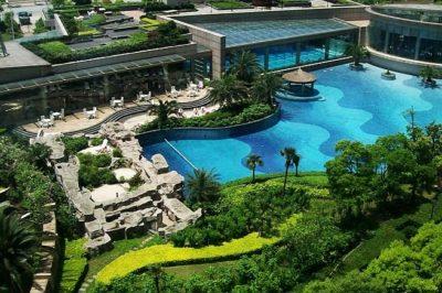 Shimao Riviera Garden Lujiazui apartments in shanghai