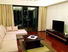 Yanlord Riviera Living Room