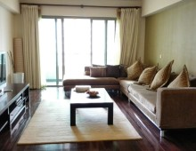 Rent apartment in Shanghai Jing An One Park Avenue