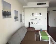 Oriental Garden Living Room