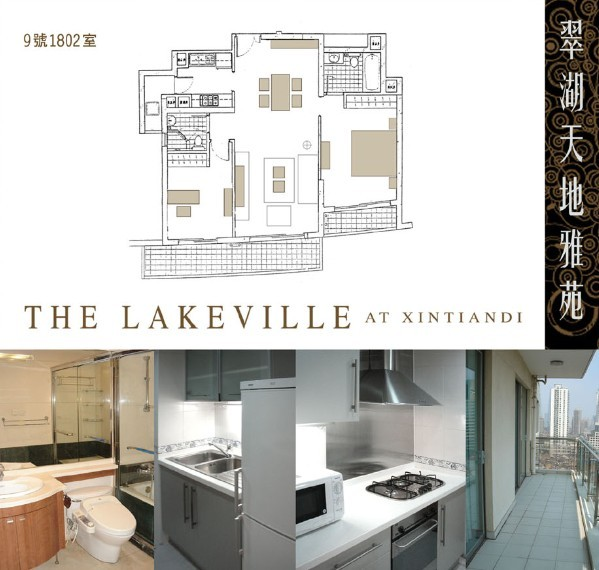 Rent Apartment In Lakeville Xintiandi Shanghai For Expats
