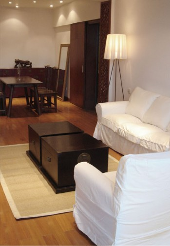 Rent Apartment in Lakeville xintiandi Shanghai