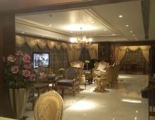 Rich Gate Shanghai - Living Room