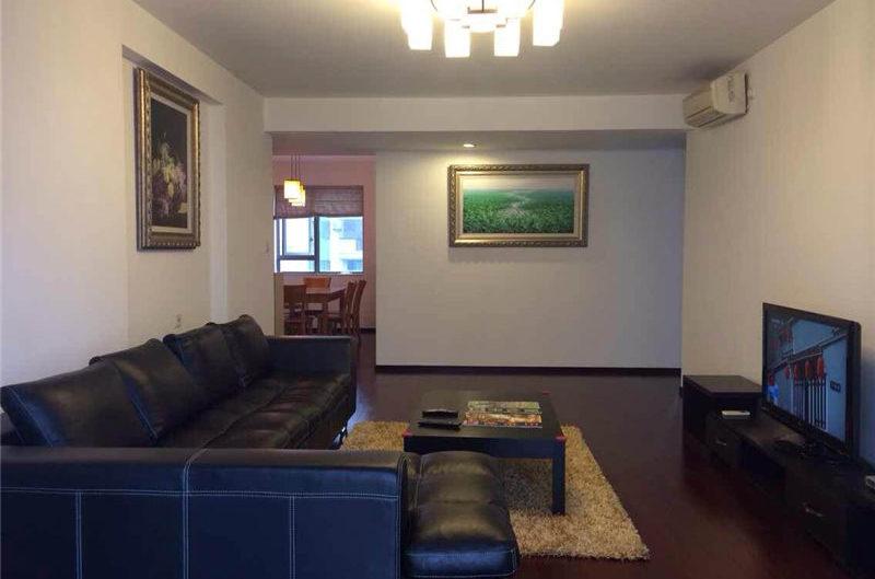 Shanghai Xujiahui 3BR apartment for rent in La Cite