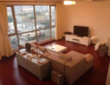 Shangahi 3BR Apartment with terrace rent in Lakeville of Xintiandi