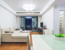 Yanlord Riviera Garden living room