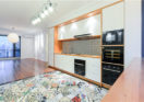 Apt with floor heating for rent in the Summit  near Changshu Road station