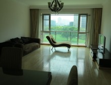 Shimao Riviera Low-floor Apartment for Rent