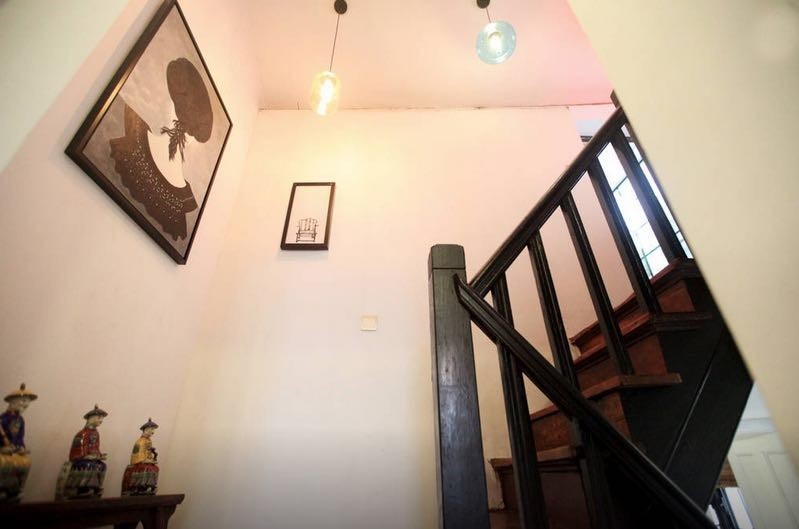 Rent Shanghai old house Yongkang Rd in French Concession