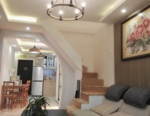 4BR Duplex Apartment for rent on Middle Wulumuqi Road