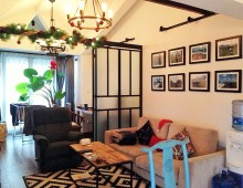 French Concession 3BR Lane House for rent