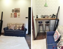 Studio Lane House on Middle Huaihai Road near Changshu Road Metro station in french concession