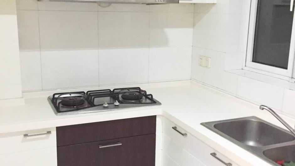 Apartment for rent near Line 10, Songyuan Road, Gubei Hongqiao