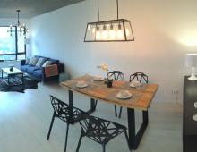 Joffre Garden 2br apartment hall