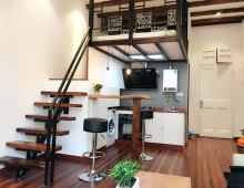 Yongjia Road FFC 1BR Loft apartment for rent