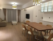 Ruijing Garden 3 BR Apartment Minimalist Style