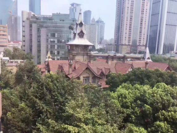 rent apartment in shanghai Grand plaza of French Concession