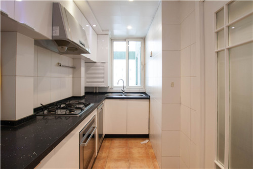 3br floorheating apartment in Springdale garden of French Concession