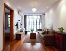 shanghai apartment for rent on Tai An Rd and Xing Guo lane house