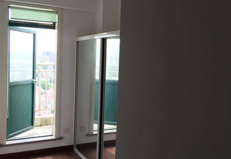 penthouse apartment with roof terrace in French Concession