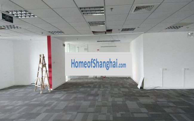 Shanghai 338  416sqm Traditional Office Rent On Fuxing Road