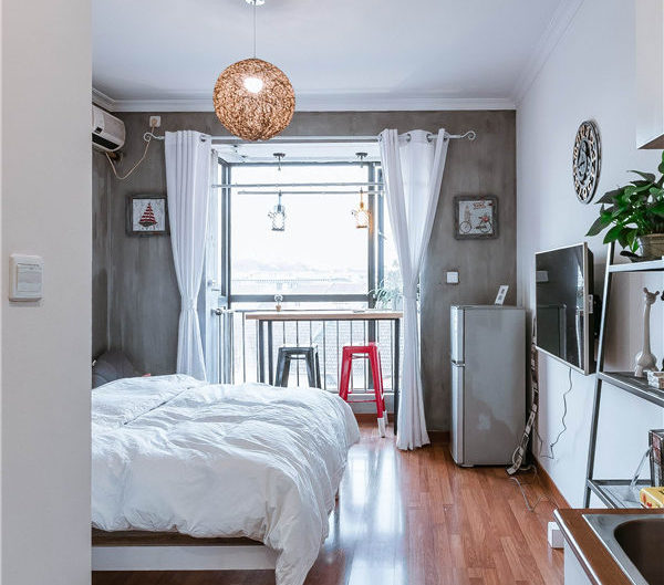 Shanghai studio can be rent in short term in french concession