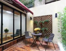 Shanghai French Concession lane house rent for expats