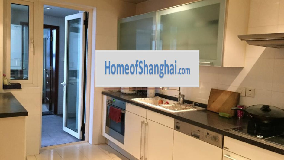 Apartment  rent for expats housing in shanghai pudong Lujiazui Skyline mansion