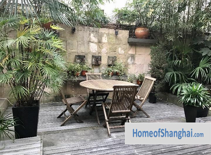 Villa for rent in Shanghai Hongqiao Si Fang Xijiao Garden