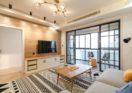 Rental Shanghai Hongqiao road station Apartment