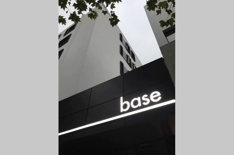 Base Living Songyuan serviced apartment to rent in Shanghai gubei