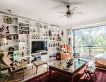 3br Classic Apartment In The Summit Of French Concession