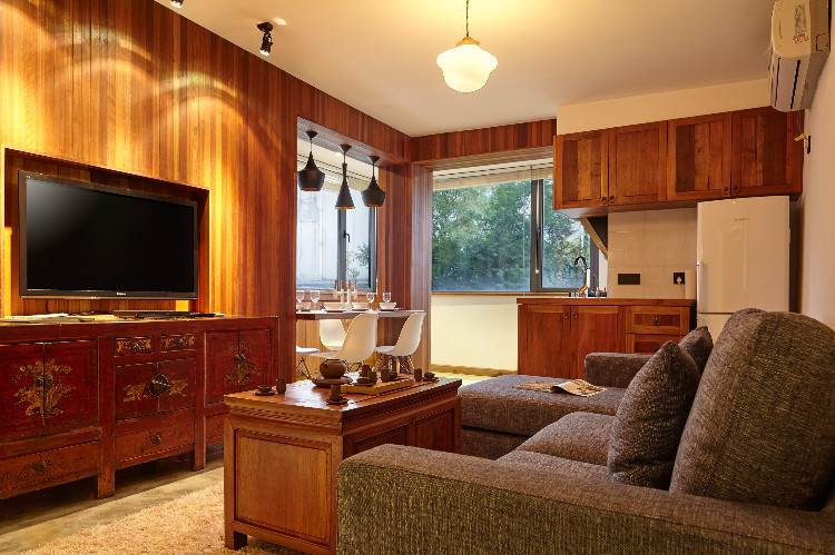 Rent shanghai old Apartment in French Concession for expats housing