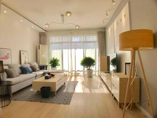apartment for rent in Shanghai Jing'an