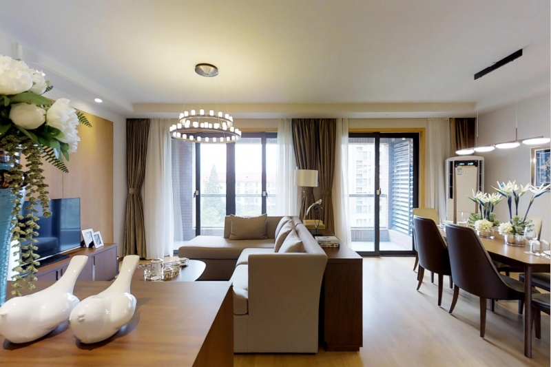 Rent Serviced apartment Shanghai-Green Court Place Jin Qiao