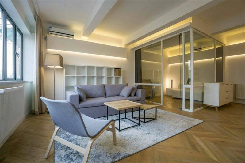 Rent Old Apartment in protective historical building Shanghai French Concession