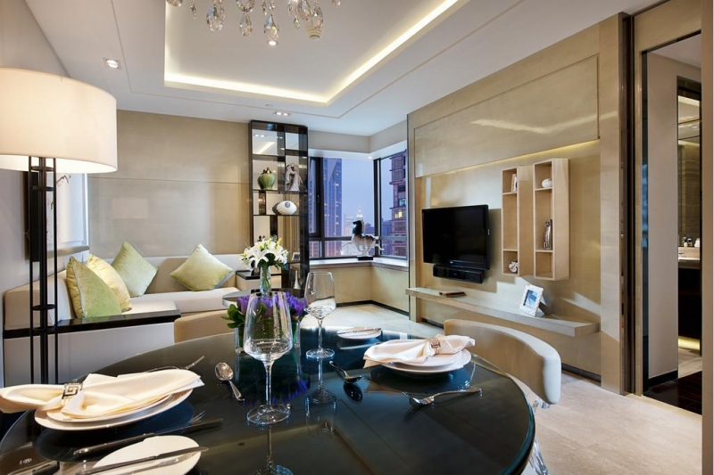 The One Kempinski Serviced Apartment Rental jing'an shanghai