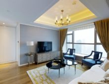 St Regis Shanghai Jing an Serviced apartment rent for expats