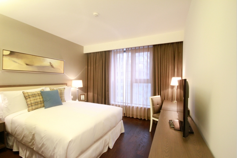 Rent Stanford Residence Serviced apartment in Grand Summit Jing An
