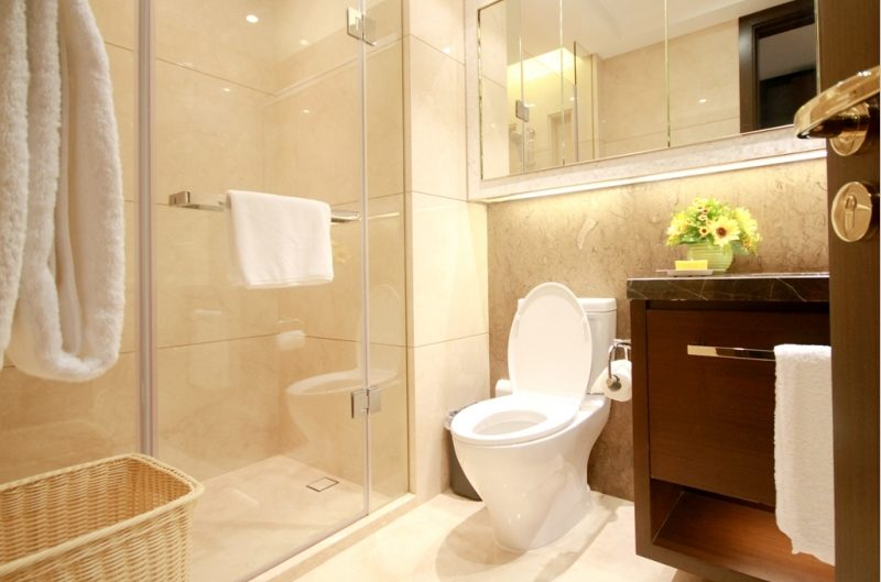 Rent Stanford Residence Serviced apartment in Grand Summit Jing An Shanghai