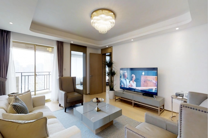 Savills Residence service apartments for rent in Hongqiao Gubei Shanghai