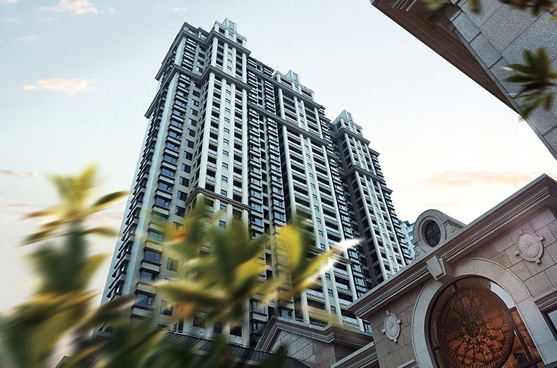 Serviced apartments French Concession the Palace Stanford Residences