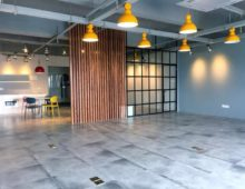 Rent office near IAPM in French Concession Shanghai