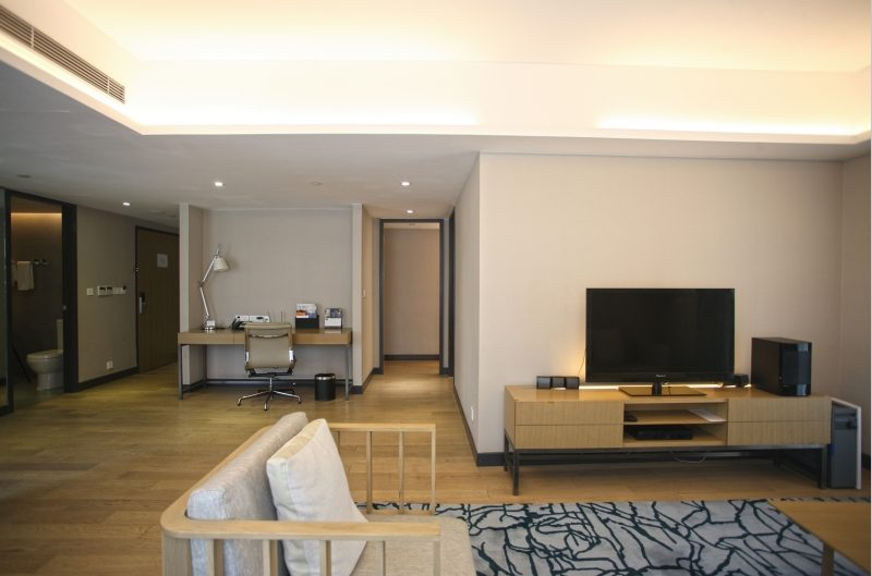 Rent service apartment Fraser Residence in Xintiandi Shanghai