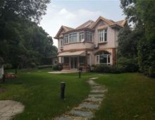Rent Modern Villa qingpu minhang German French international School Shanghai