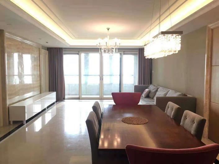 rent the bay flat lujiazui pudong Shanghai