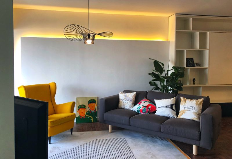 Jing An apartment to rent near jing an temple Shanghai