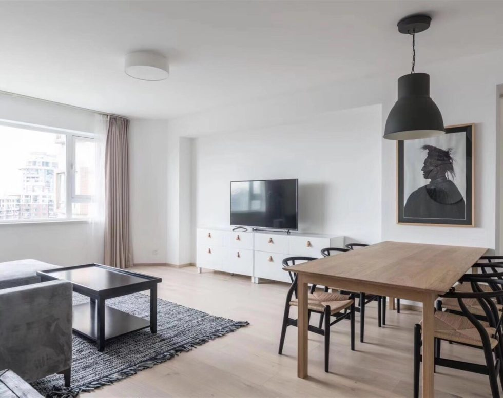 Summit Apartment for Rent in French Concession An fu road Shanghai FFC