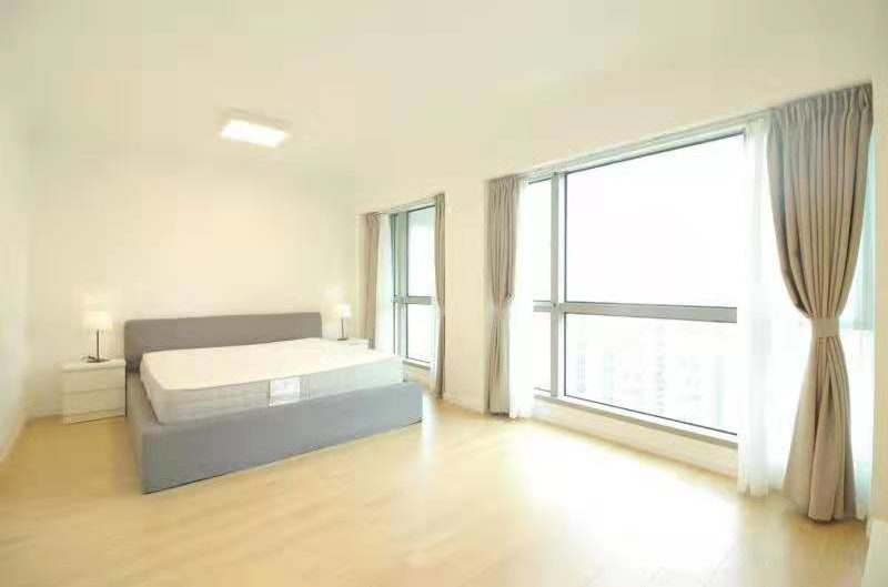Shanghai One Park Avenue apartment for rent near Jing an temple