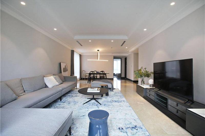 Rent luxury serviced apartment in Belgravia FFC Shanghai